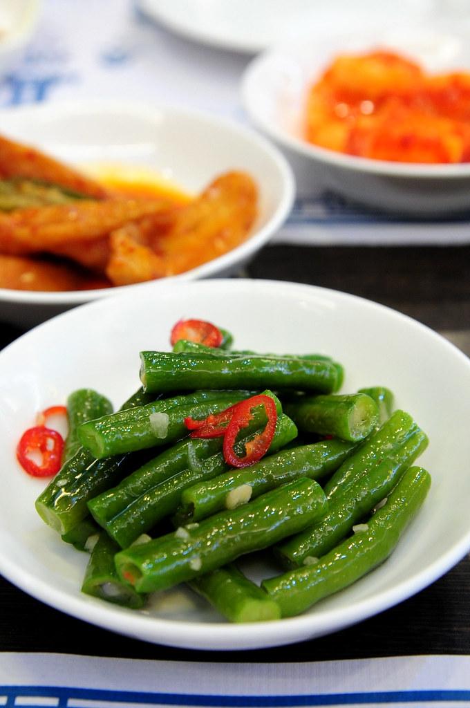 慶州館-小菜