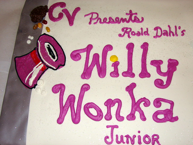 Willy Wonka Party Food Ideas