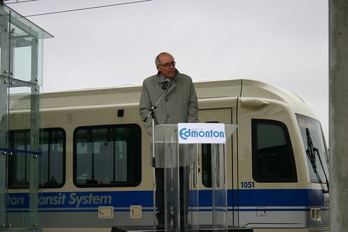 Mayor Stephen Mandel