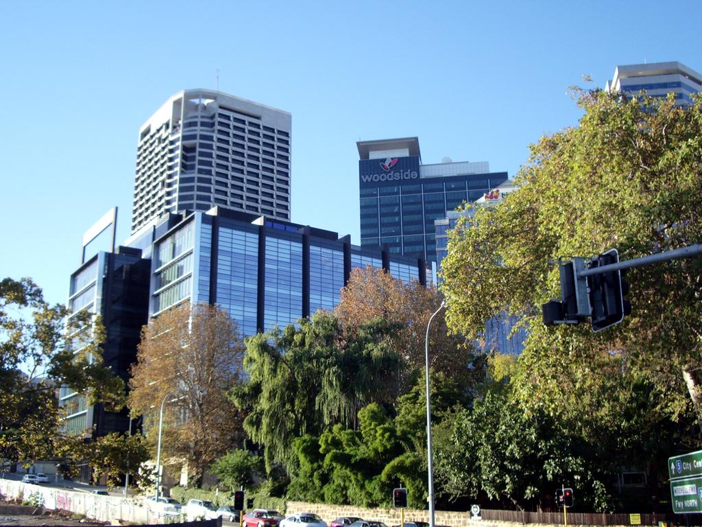 Perth cbd australia skyscrapercity for 137 st georges terrace perth