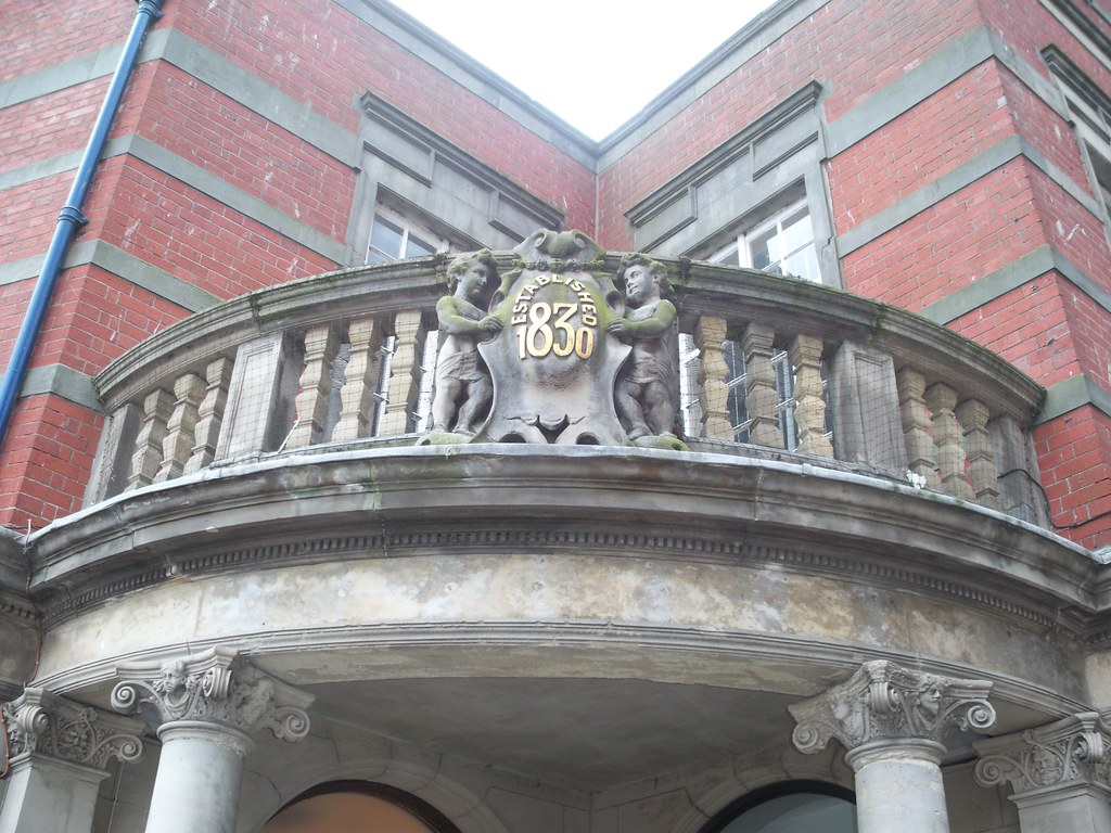 HSBC Bank, Baxtergate, Whitby by Walter Brierley, 1891 for the York City and County Bank