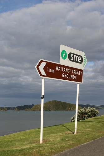 Waitangi Treaty Grounds 1km
