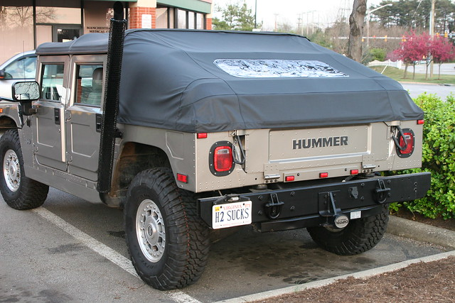 the real hummer flickr photo sharing. Black Bedroom Furniture Sets. Home Design Ideas
