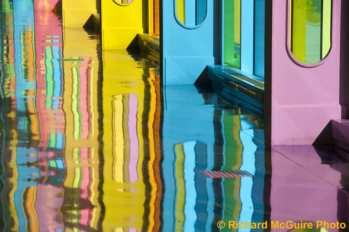 Colours and light, Palais des congrès, Montreal (2)