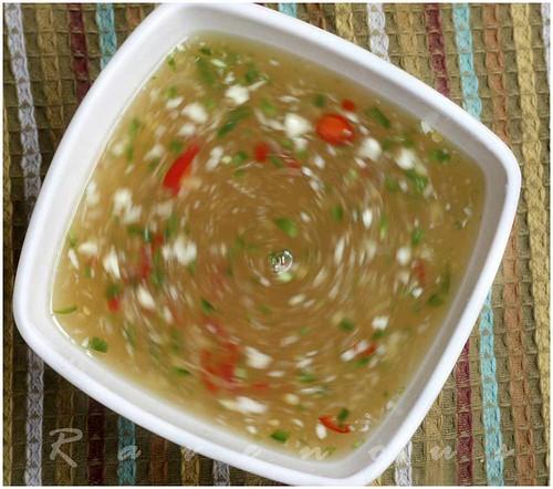 Nuoc mam cham vietnamese dipping fish sauce for Vietnamese fish sauce recipe