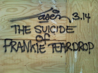 Laser 3.14 - the suicide of frankie teardrop