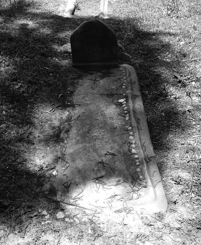 Olivewood Cemetery, Houston, Texas 0502101237BW