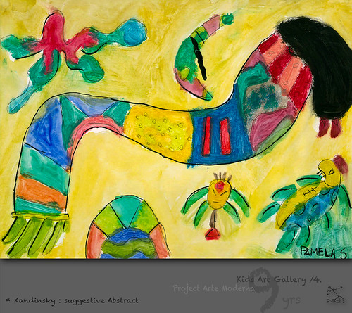 9 yrs) _4* Kandinsky: suggestive Abstract by SeRGioSVoX
