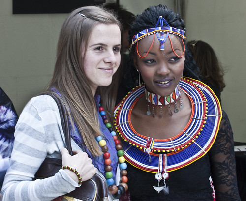 Africa Day 2010 - Best Dressed Female And Friend | by infomatique