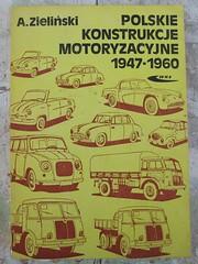 Polish Cars, Motorcycles and Trucks 1947-1960