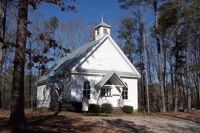 The old country church 1905 flickr photo sharing