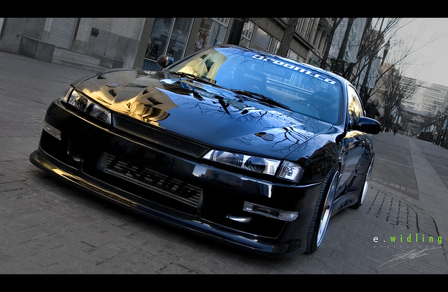 Nissan s14 shoot
