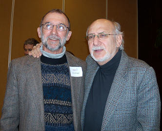 David Vogel meets Peter Yarrow