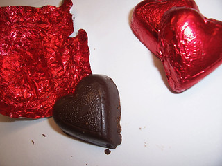 91: Chocolate Hearts