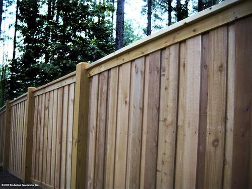 LATTICE TOP FENCES « Quality Custom Cedar Fencing