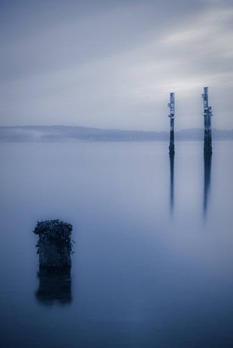winter urban beach fog landscape pier cityscape pugetsound tacoma titlow aplusphoto theunforgettablepictures platinumheartaward tup2 multimegashot