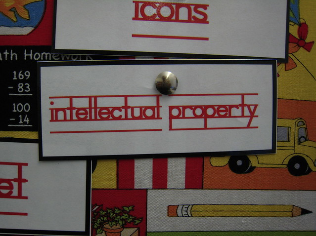 46/365 Intellectual Property