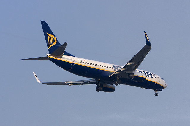 EI-DPI - B738 - Ryanair