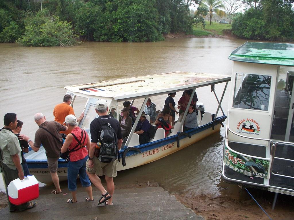 Boat Trip - La Fortuna, Costa Rica