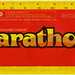 Marathon bar wrapper - M&M Mars - 1973-1974 by JasonLiebig