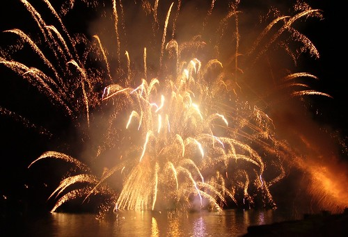 Ibiza Fireworks