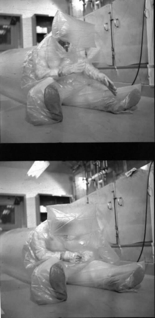 1954 PLASTIC MAN - 231 BUILDING, 200-W
