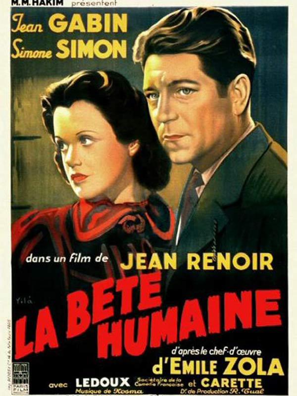 La Bete Humaine 1938 L'ANGELO DEL ...