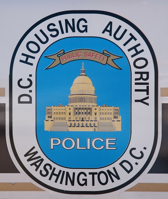 Washington Dc Housing Authority: D. C. Housing Authority Police Department