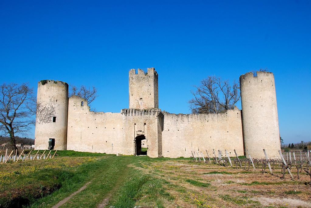 Chateau de Budos (33)