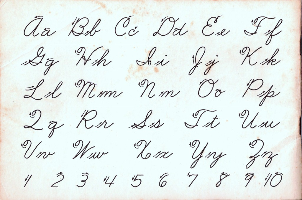 Noble's Handwriting for Everyday Use 1957