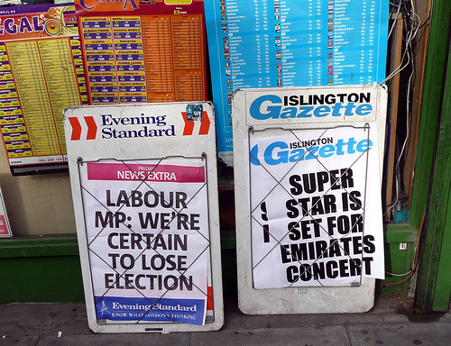 Islington Gazette, Highbury