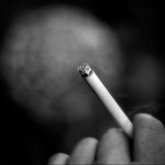 Smoking indoors is harmful to health.