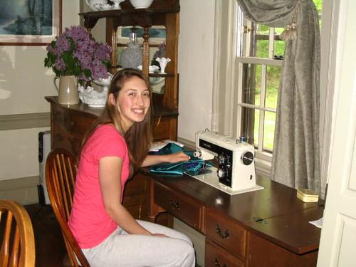 Dressmaker Kaitlyn