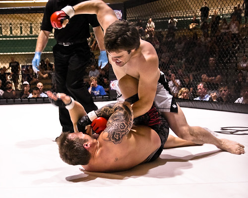Washington State Cage Fighting Championships