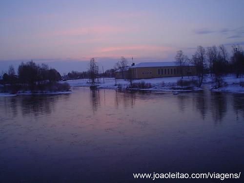 Lappfjard, Finlandia