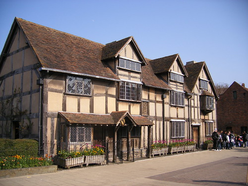 Shakespeare's Birthplace - Stratford upon Avon