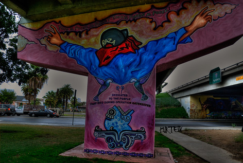 Murals chicano park flickr photo sharing for Mural chicano