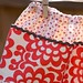 baby big pocket apron skirt