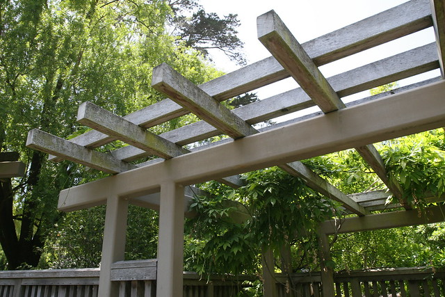 Photo for Japanese garden structures wood