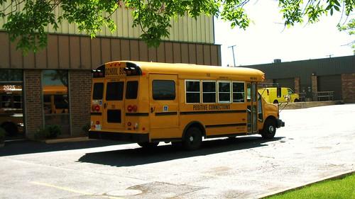 School Bus Fan : Eddie s rail fan page june