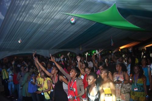 INDABA 2010 - Durban Beach Party