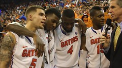 Kentucky vs Gators - Senior Night 2014/03/08