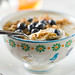 Yogurt, with Granola, Blueberries and Honey 1