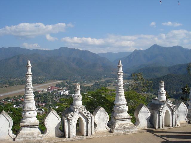 Wat Phra That Doi Kong Mu, Mae Hongsorn, Thailand