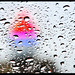 Windshield Raindrops by md91180