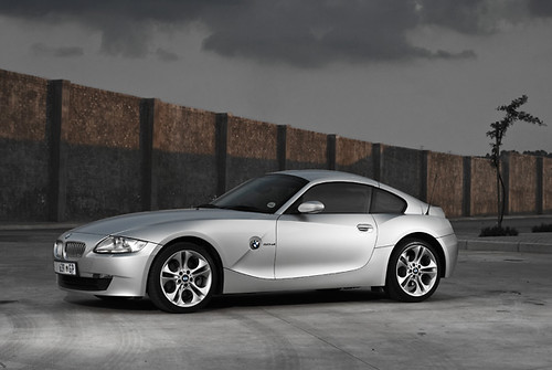 Bmw Z4 3 0si Coupe Flickr Photo Sharing