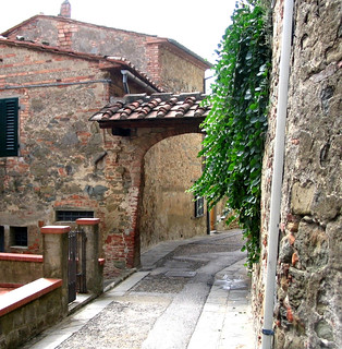 Village where Leonardo da Vinci was born.