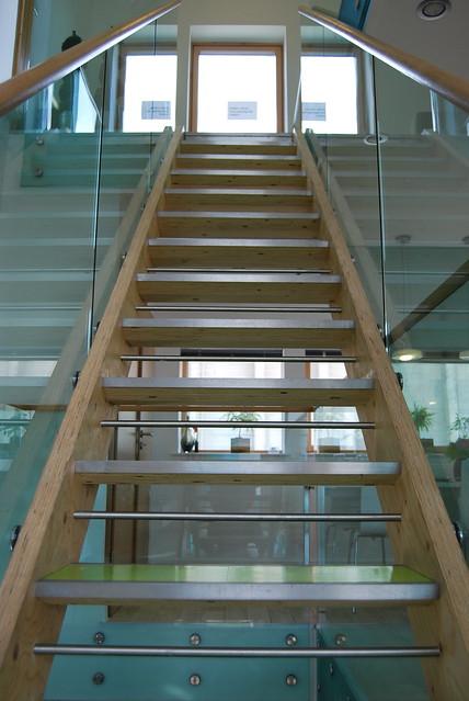 Kingspan lighthouse interior flickr photo sharing for Light house interior