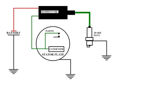 simple ignition circuit