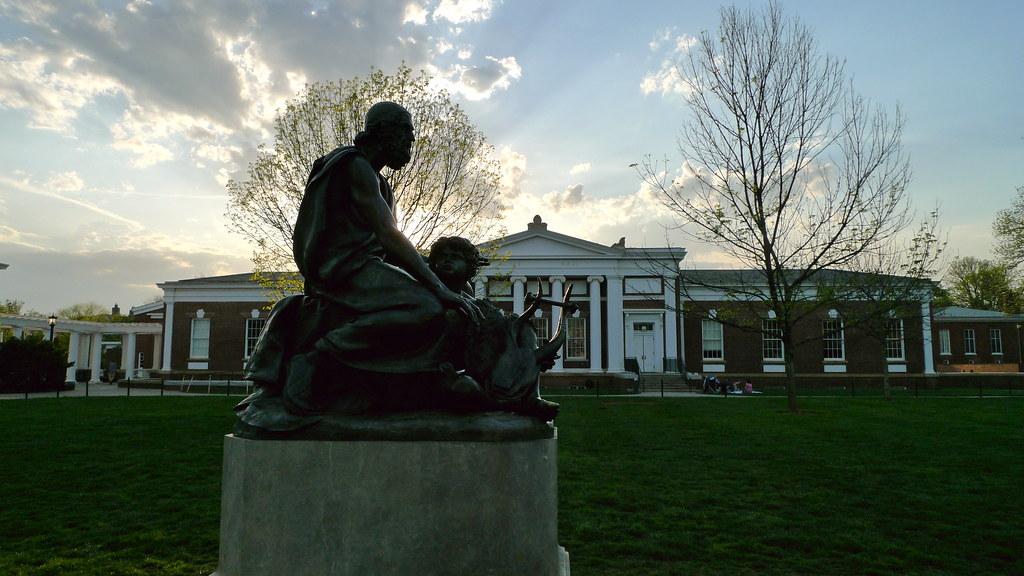 University Of Virgina  Design By Thomas Jefferson, The -3017